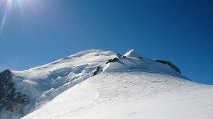 Mont Blanc grands mulets