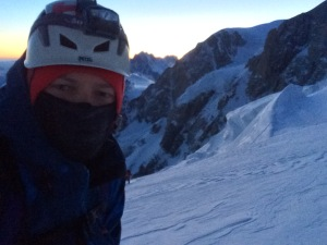 Mont Blanc grands mulets olly alkema