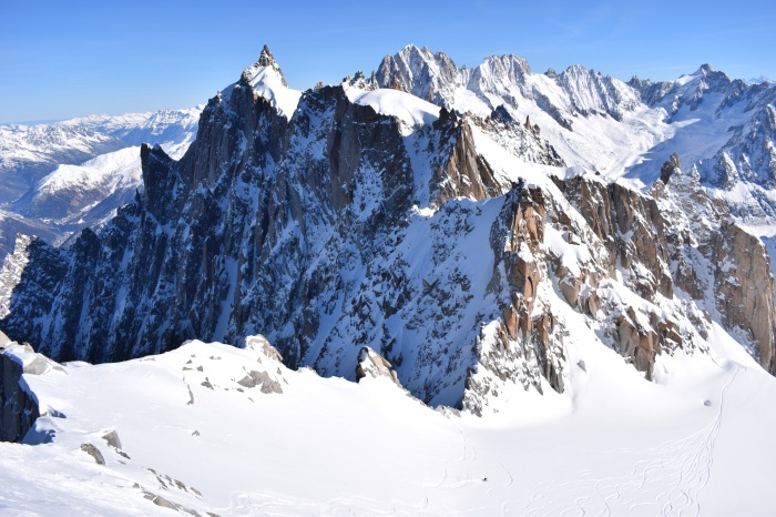 grand envers vallee blanche
