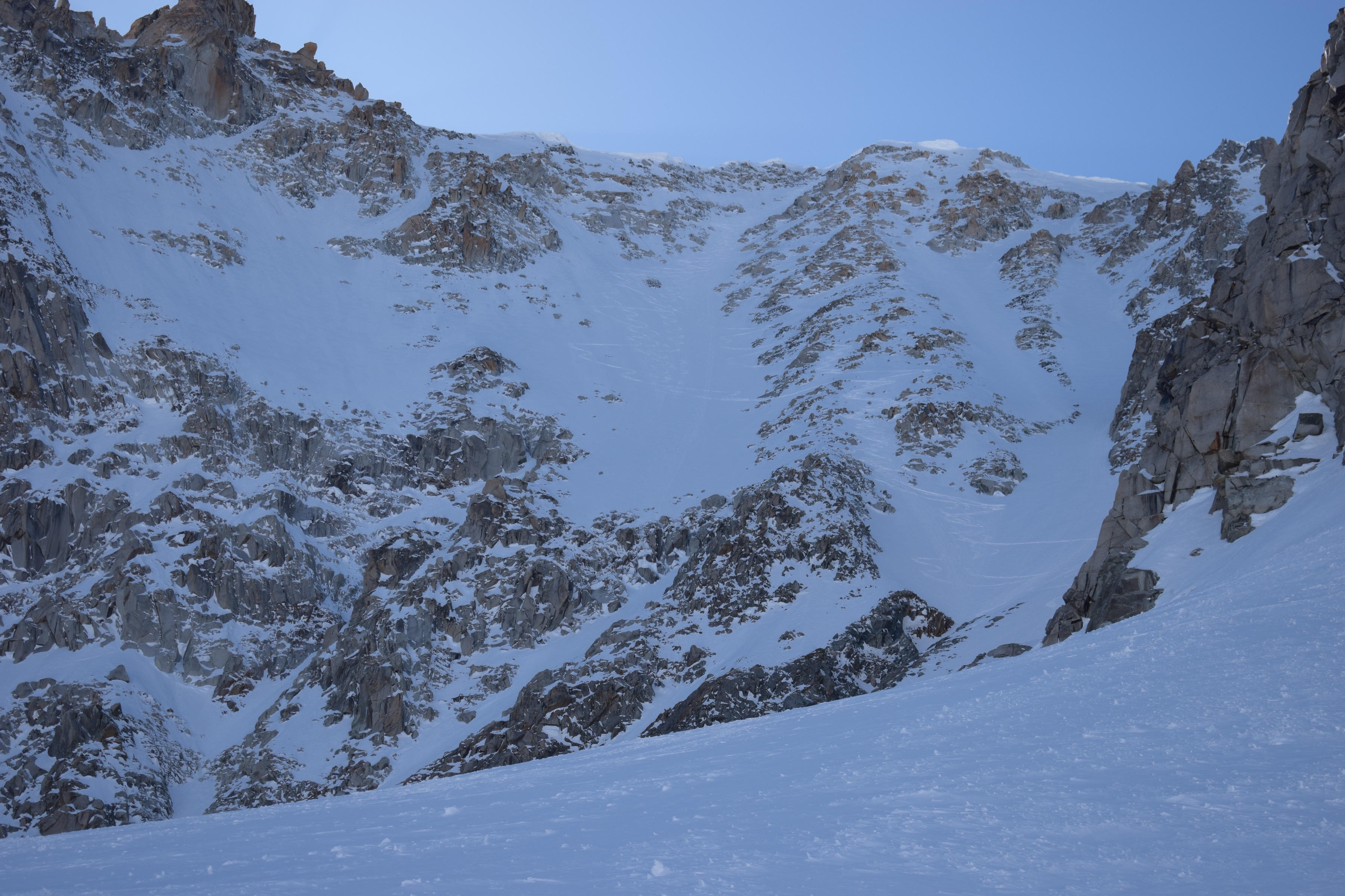 couloir barbey line