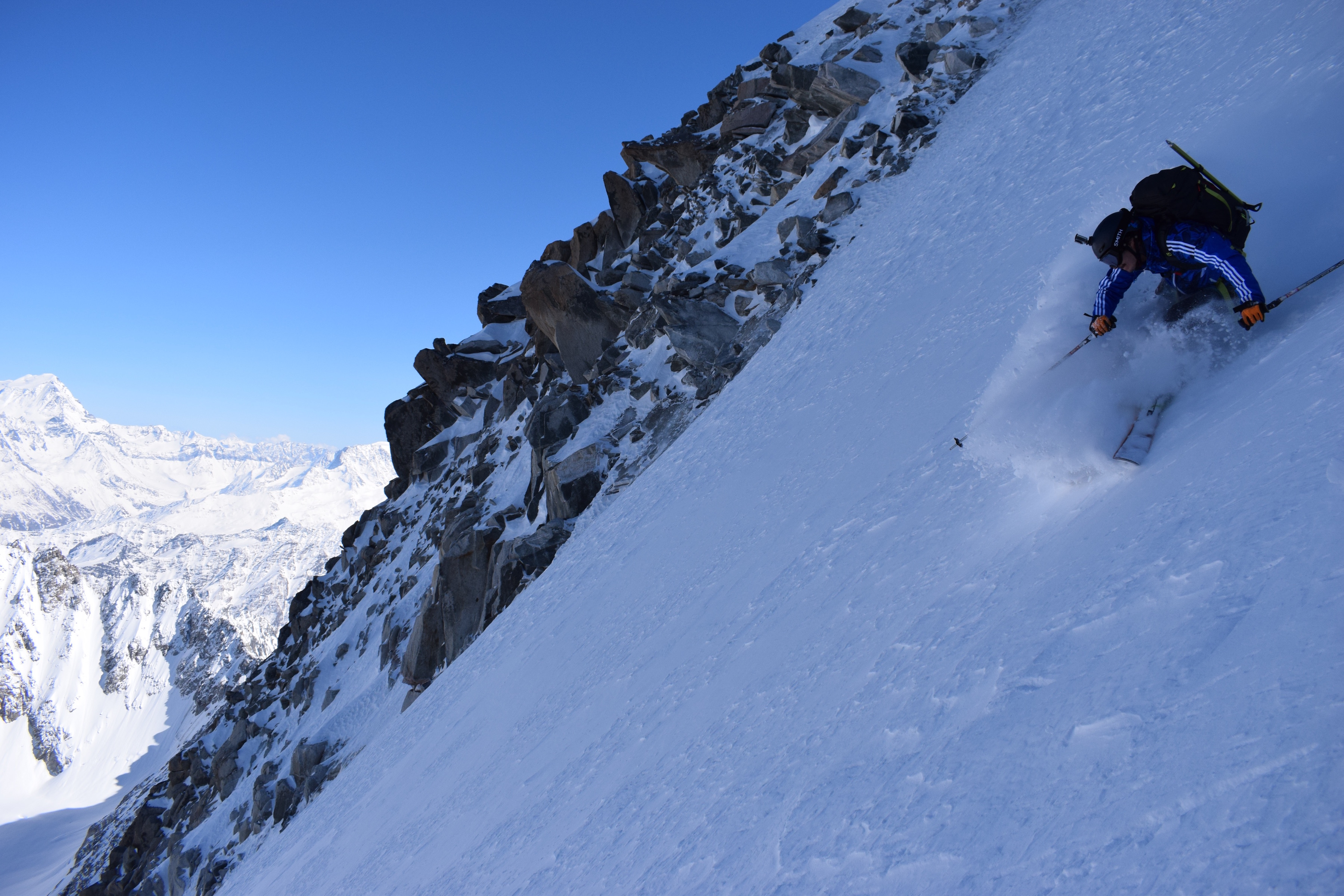 couloir barbey