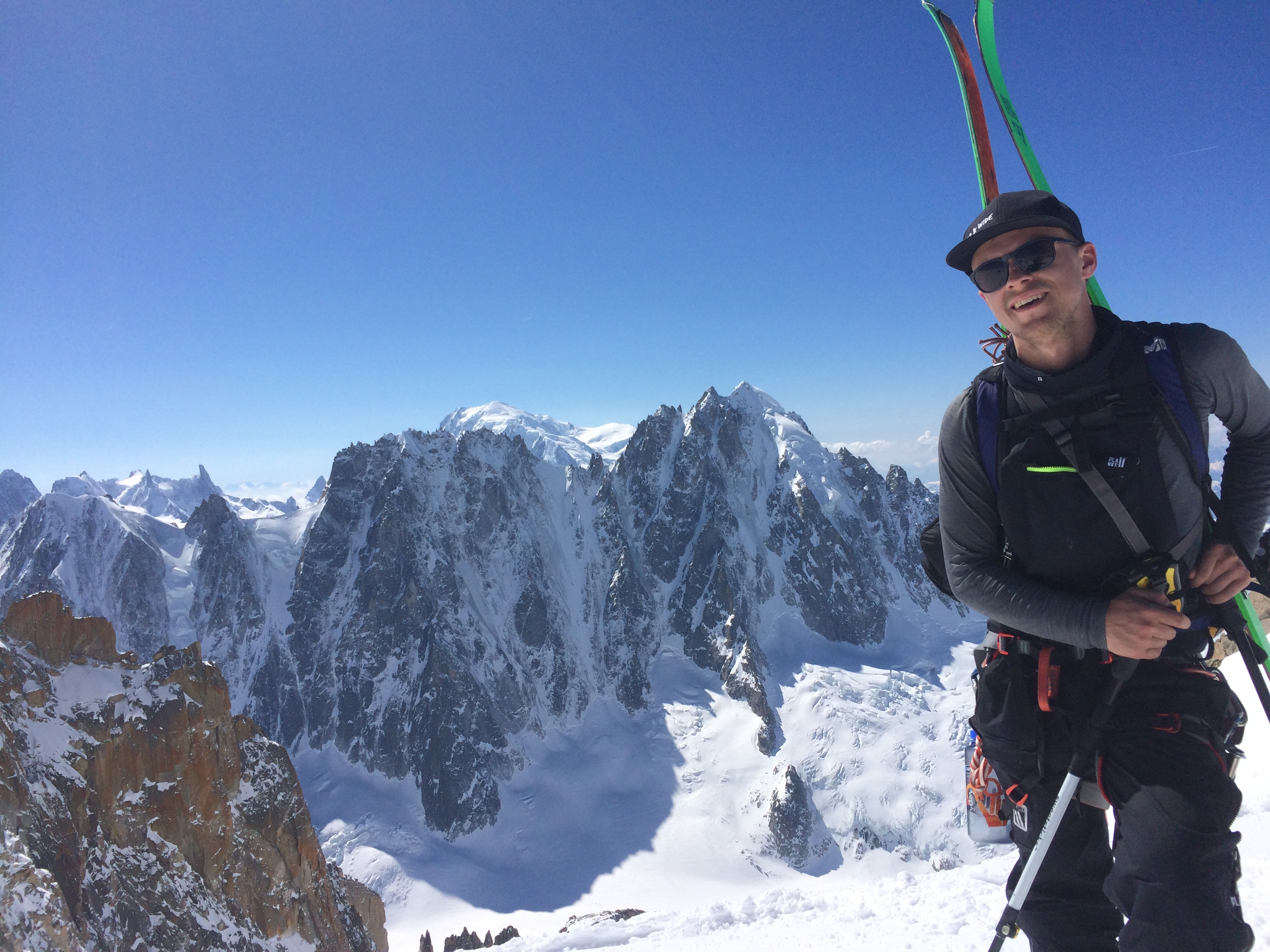 olly alkema aiguille argentiere