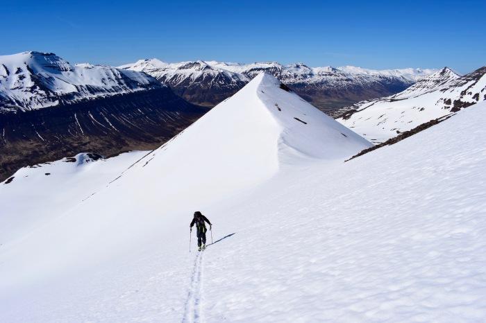 ski tour iceland