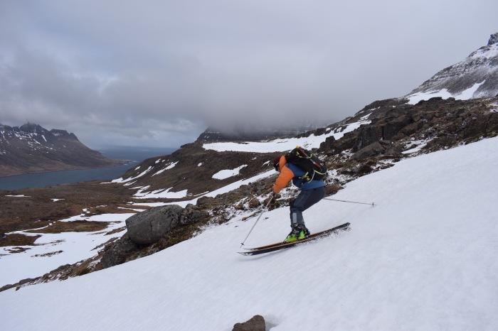 skiing westfjords iceland