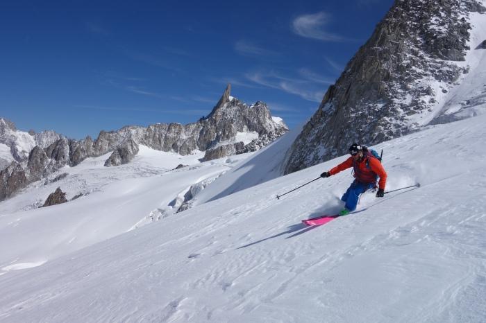 col d'entreves ski tour