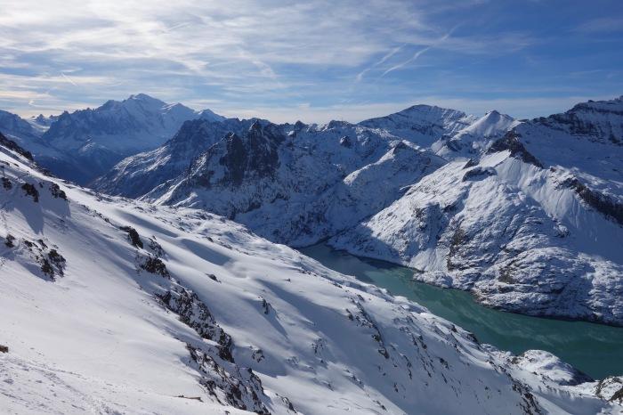 Bel Oiseau ski tour