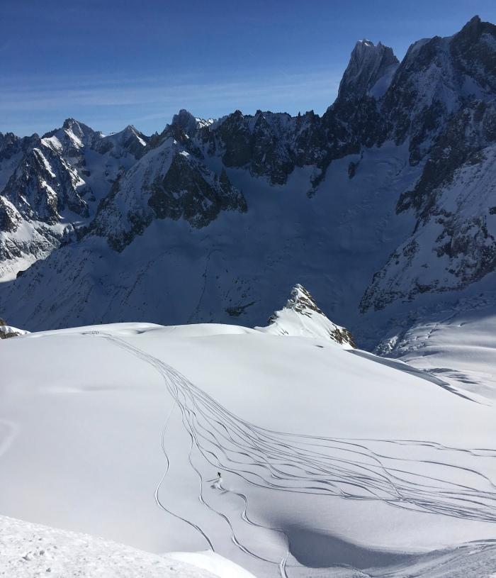 vallee Blanche chamonix